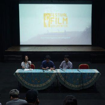 Konferensi Pers Festival Film Dokumenter Jogja ke-17