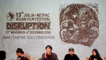 Konferensi Pers 13th JAFF 'Disruption'