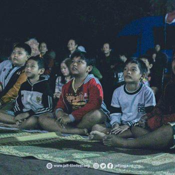 Open Air Cinema JAFF 14 'Revival', Sabtu (2