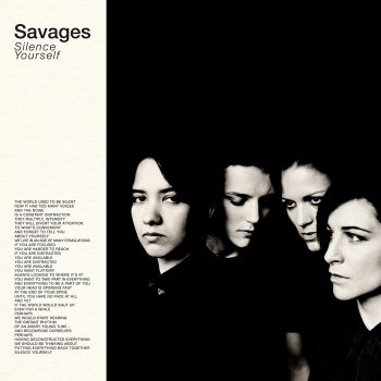 savages-silence yourself
